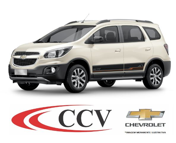CHEVROLET SPIN ACT7 1.8 2019