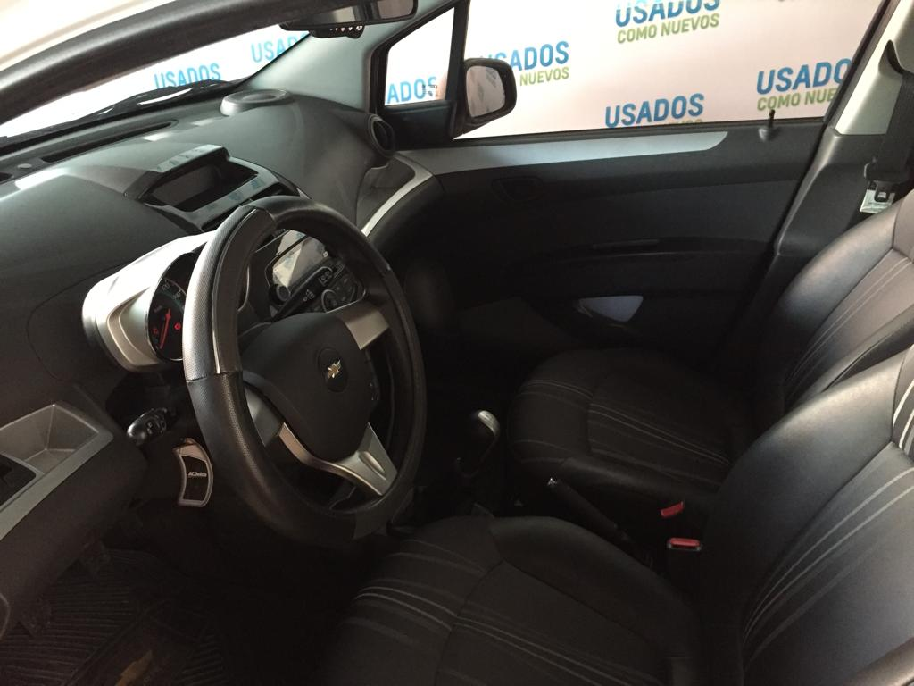 2018 CHEVROLET SPARK GT Pasajeros 1206