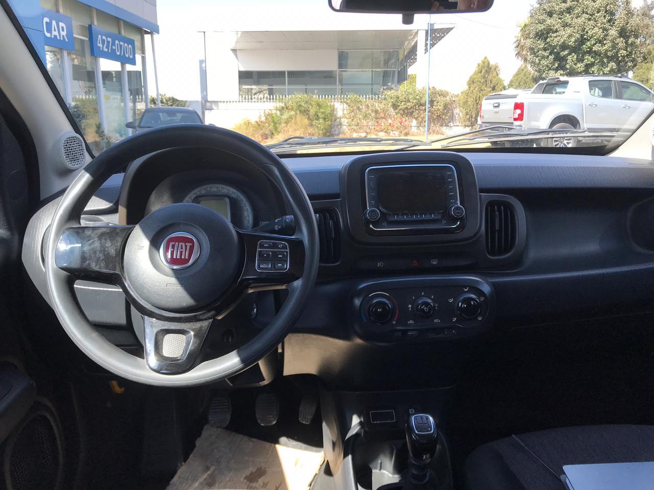 2017 FIAT MOBY 8V WAY 1,0L