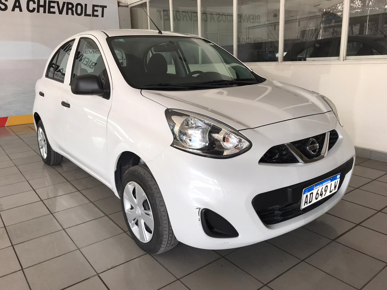 2019 NISSAN MARCH ACTIVE F2 1,6L