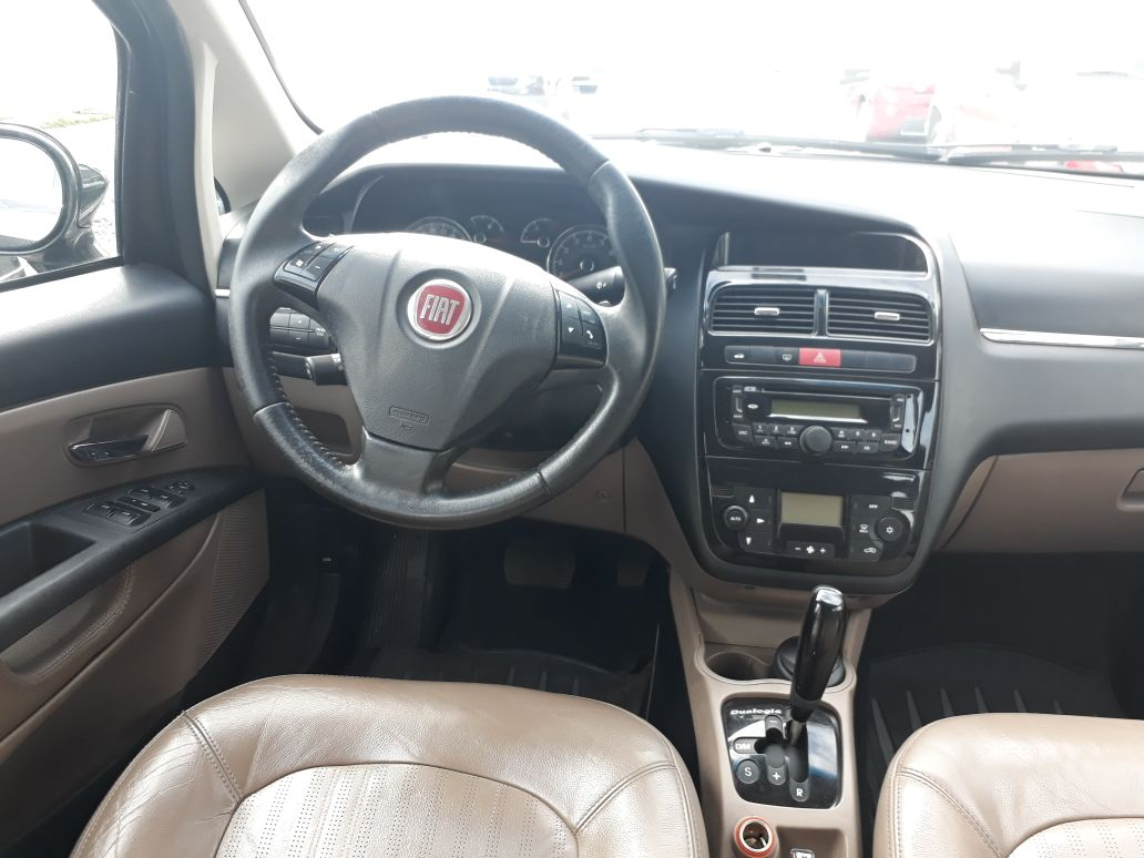 2013 FIAT LINEA ABSOLUTE 1.8 16V 1,8L