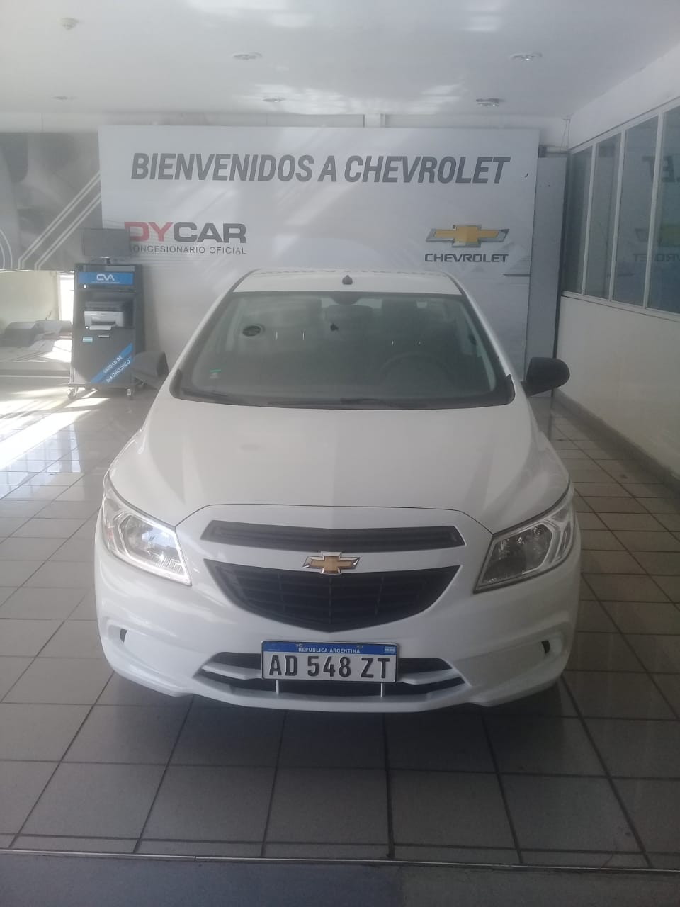 2019 CHEVROLET PRISMA JOY LS 1,4L