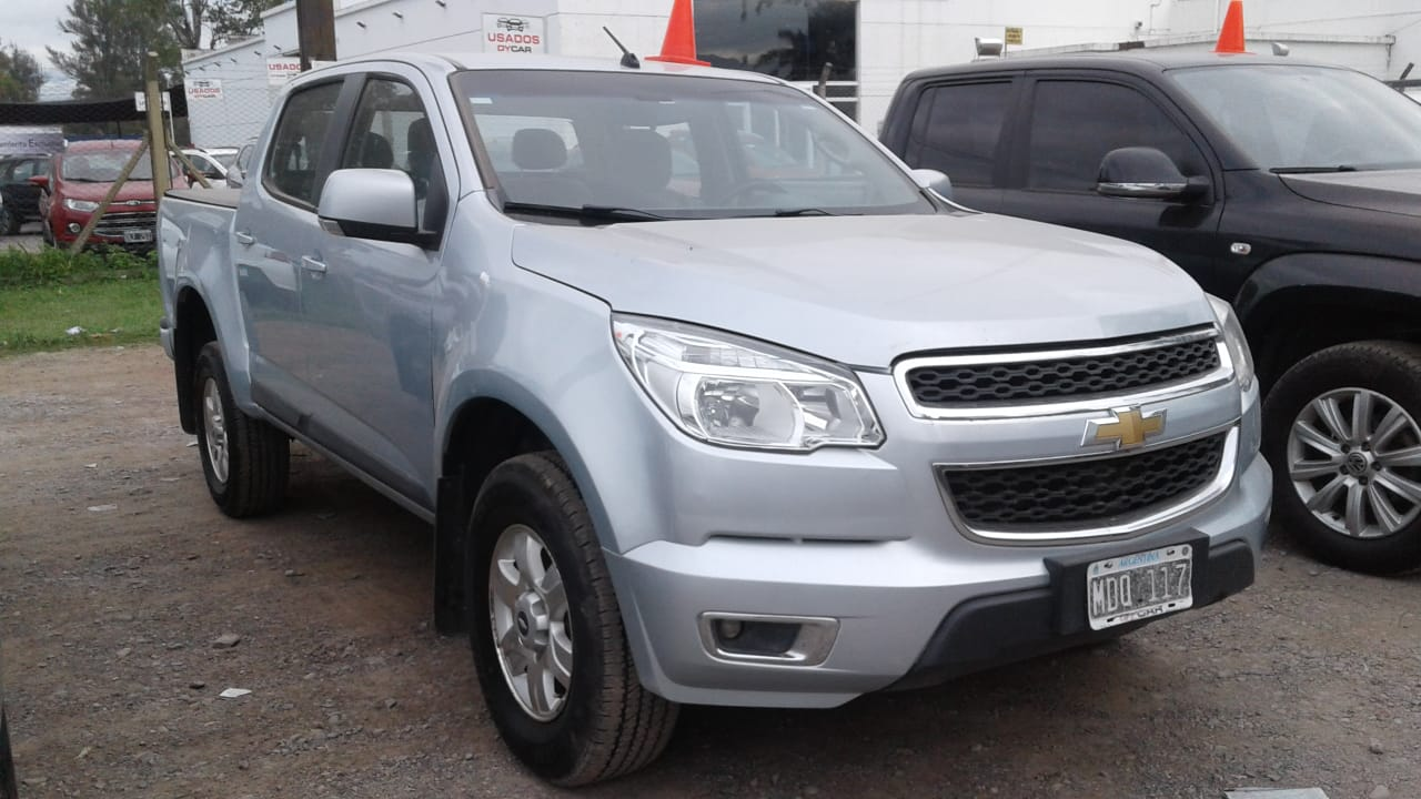 2013 CHEVROLET S10 CD LT 2,8L