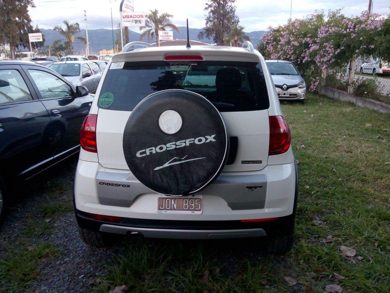 2011 VOLKSWAGEN CROSSFOX 1,6L