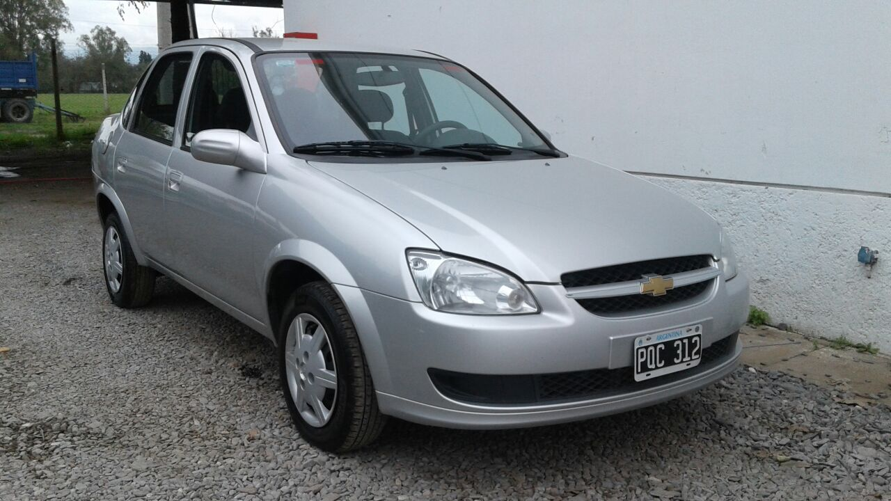 2016 CHEVROLET CLASSIC LS ABS+AIRBAG 1,4L