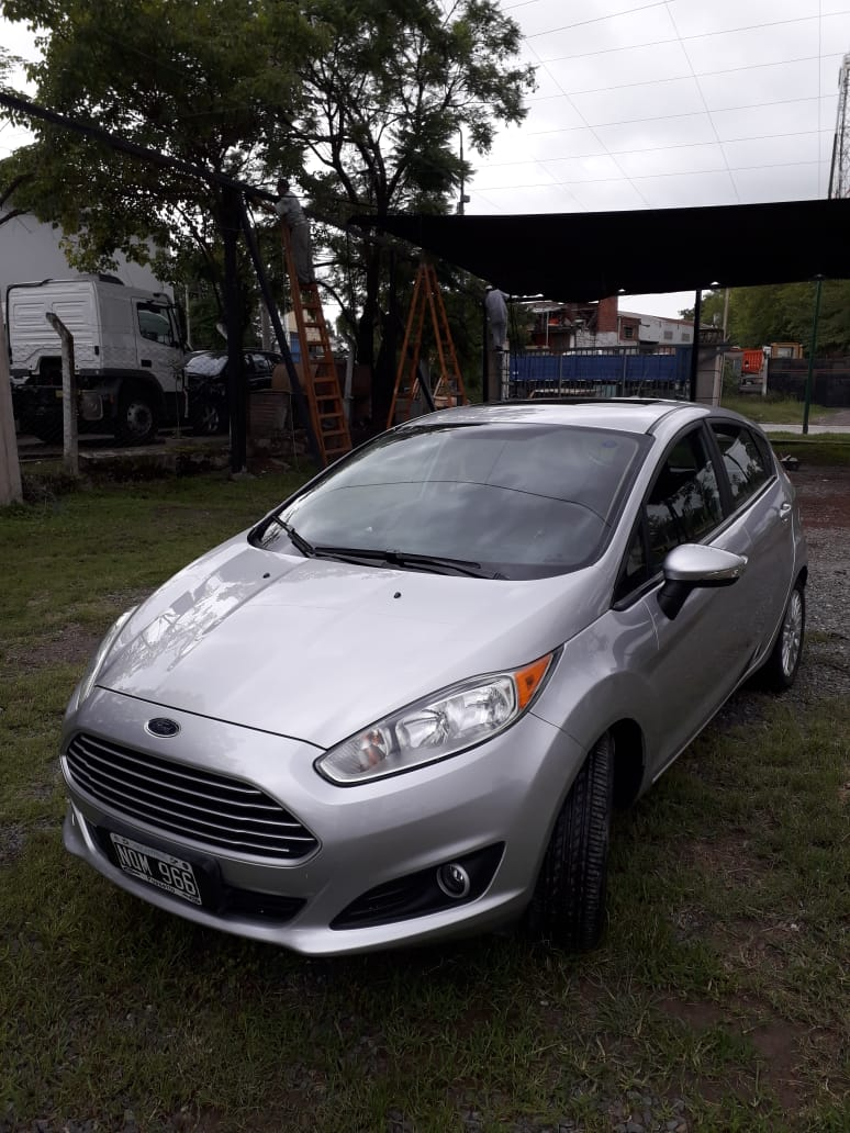 2014 FORD FIESTA SE PLUS 1,6L