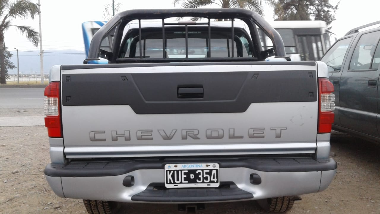 2012 CHEVROLET S10 CD TDI ELEC 2,8L