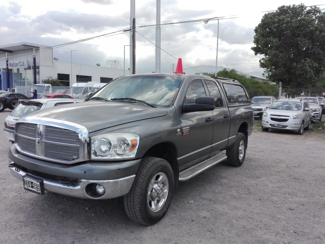 2009 DODGE RAM HEAVY DUTY BIG HORN 2,5L