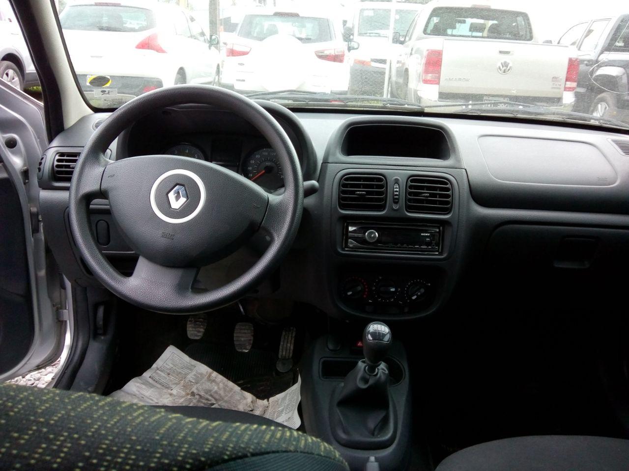 2014 RENAULT CLIO MIO PACK ABS 3P 1,2L