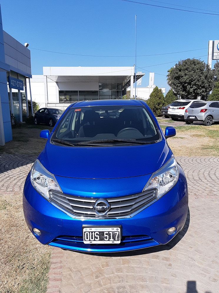 2015 NISSAN NOTE ADVANCE PURE DRIVE 1,6L