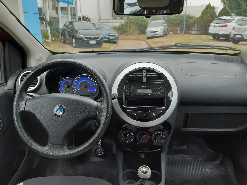 2017 GEELY LC GB 1,3L