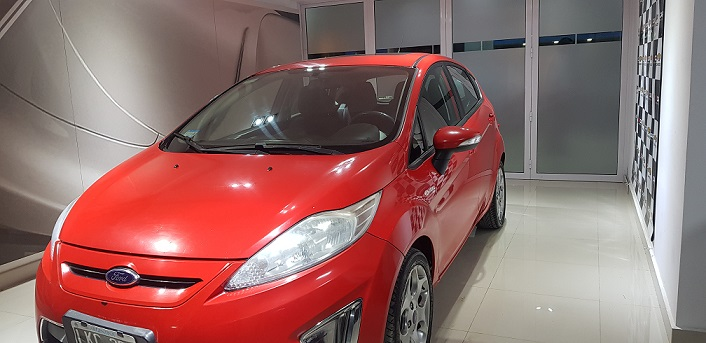 2012 FORD FIESTA KINETIC 1,6L