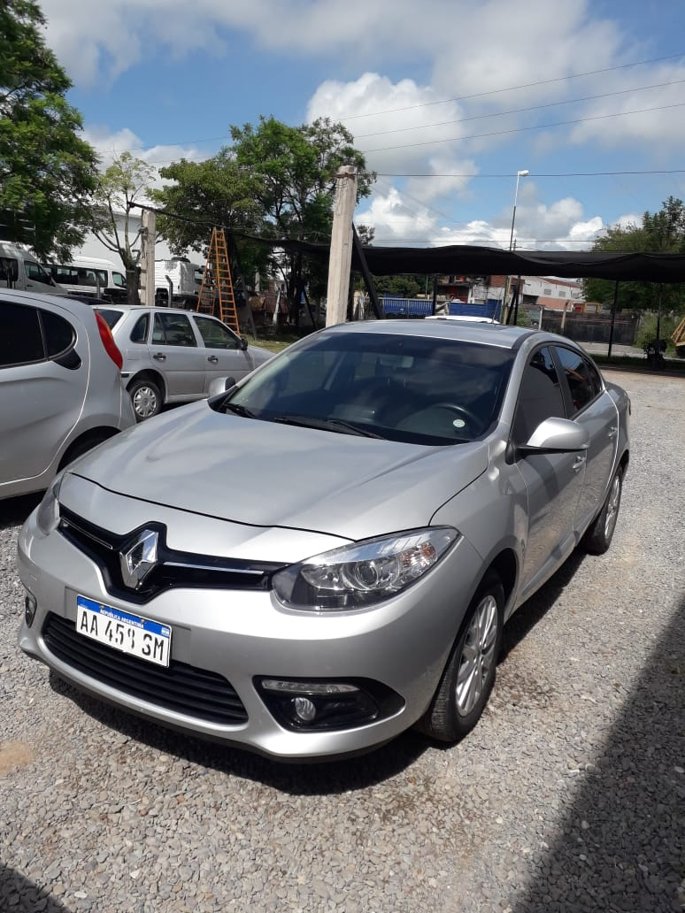 2016 RENAULT FLUENCE PH2 LUXE 2,0L