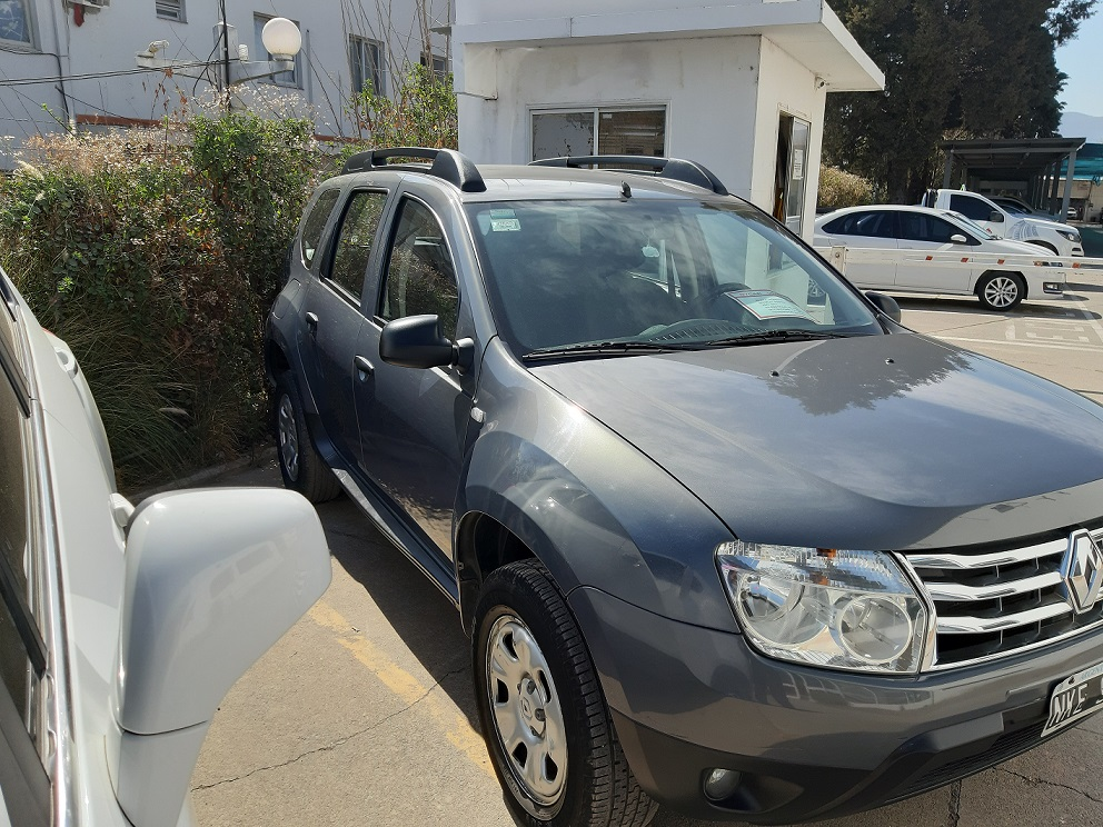 2013 RENAULT DUSTER CONFORT PLUS 1,6L