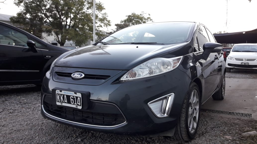 2011 FORD FIESTA KINETIC 1,6L