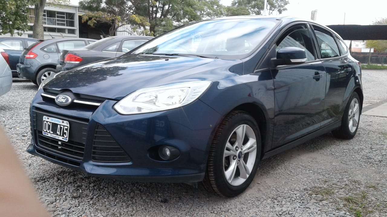2014 FORD FOCUS S 1,6L