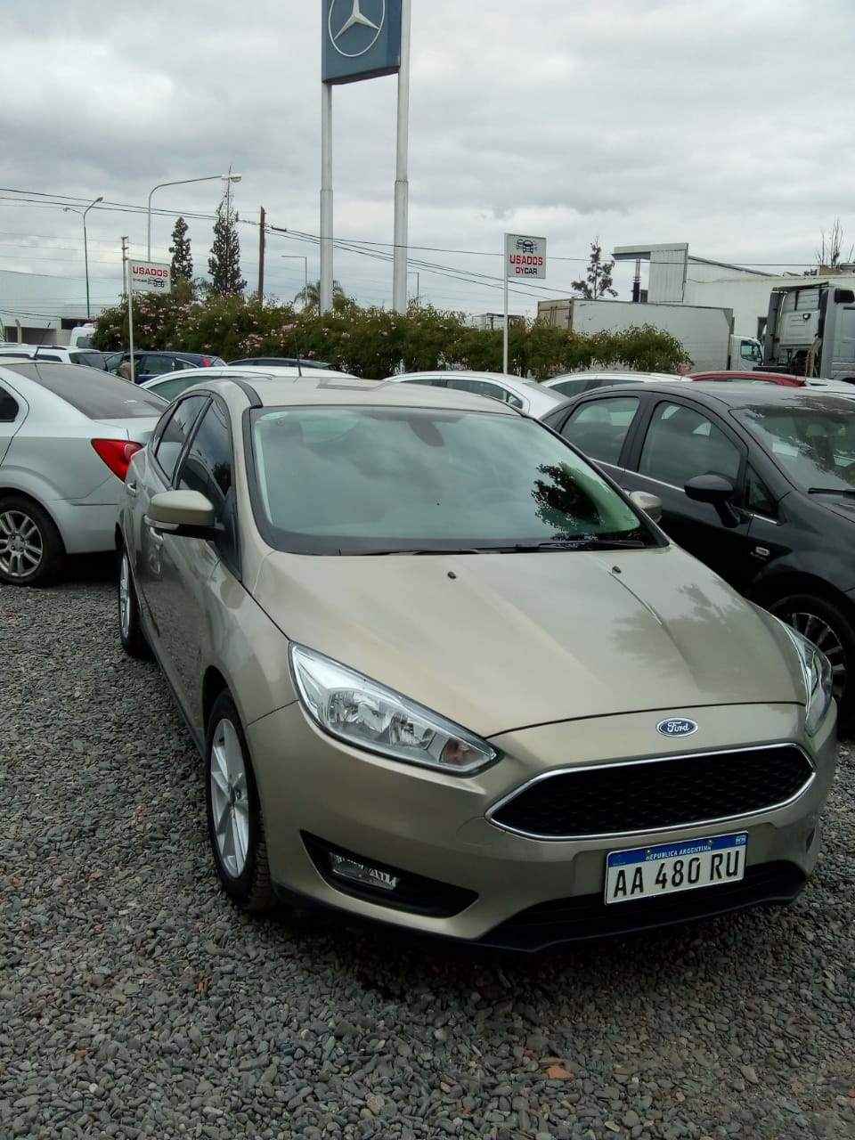 2016 FORD FOCUS MT S 1,6L