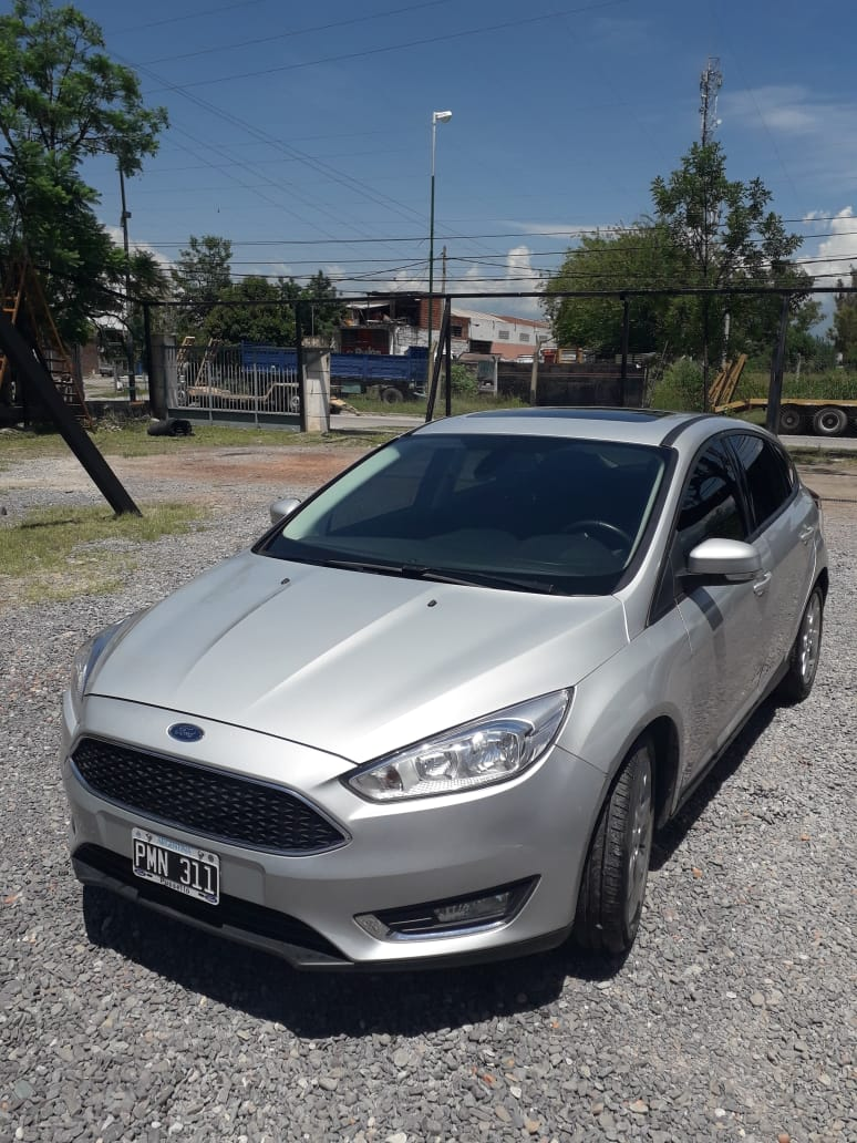 2016 FORD FOCUS SE PLUS 2,0L