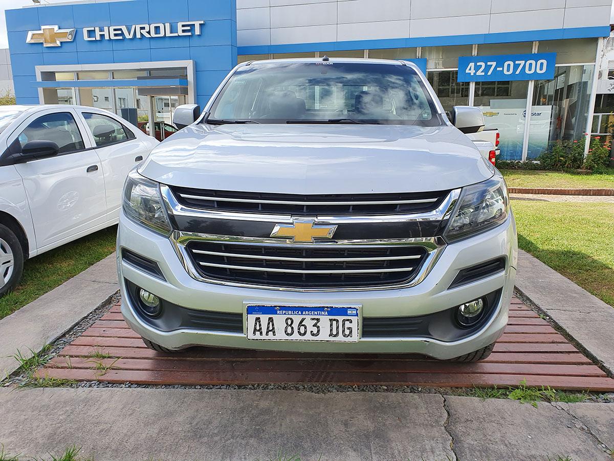 2017 CHEVROLET S10 TD LT 2,8L