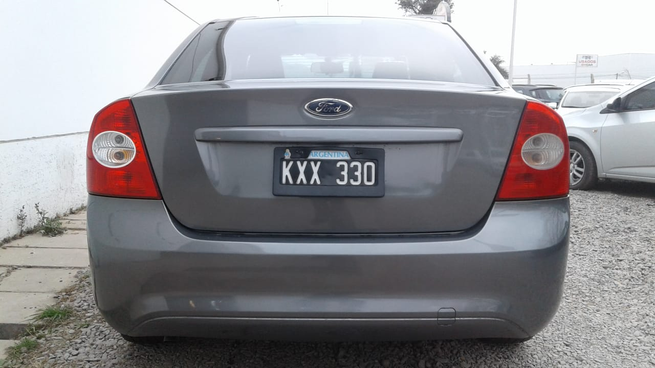 2012 FORD FOCUS EXE TREND 1,6L