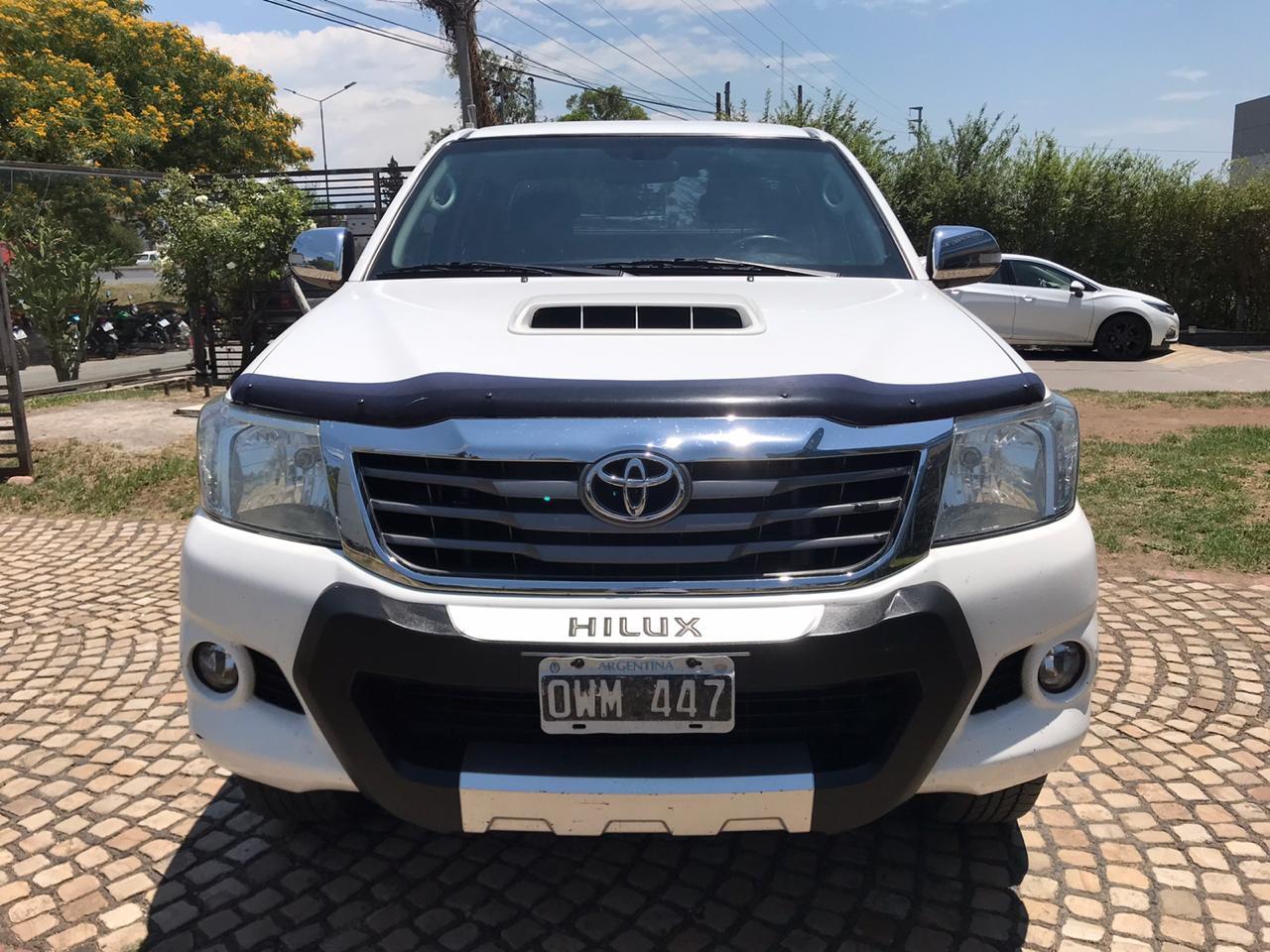 2015 TOYOTA HILUX C/D SRV TDI 3,0L