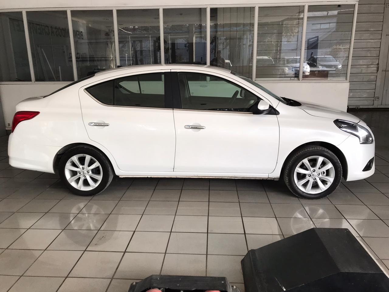 2019 NISSAN VERSA ADVANCE 1,6L