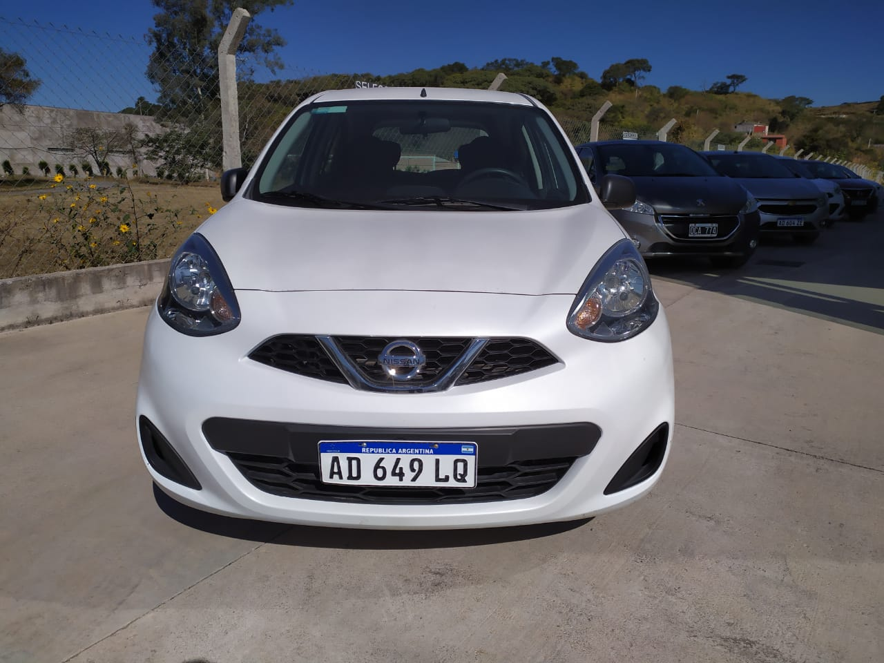 2019 NISSAN MARCH ACTIVE 1,6L