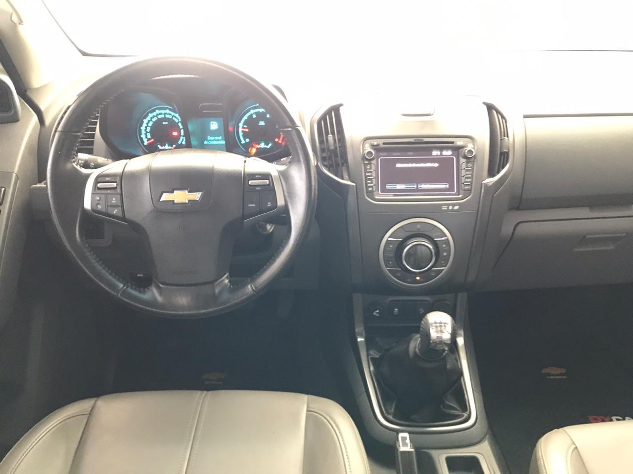 2014 CHEVROLET S10 LTZ 2,8L