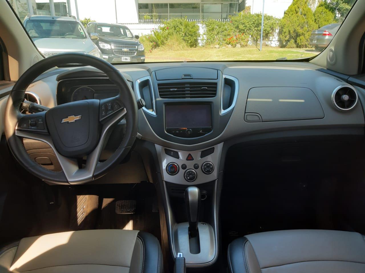 2014 CHEVROLET TRACKER AWD LTZ+ 1,8L