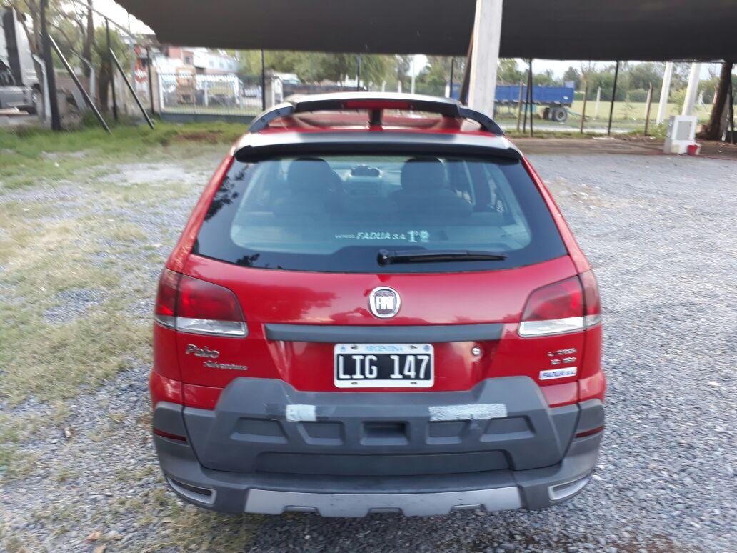 2012 FIAT PALIO ADVENTURE 1,6L