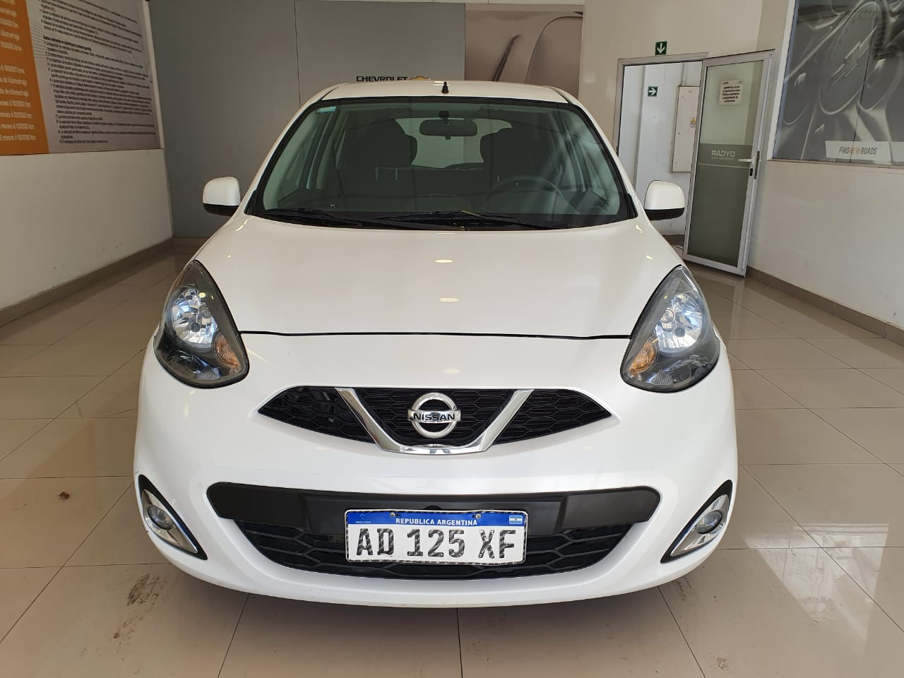 2018 NISSAN MARCH ADV PD F2 1,6L