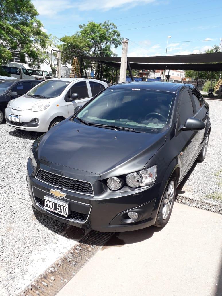 2016 CHEVROLET SONIC LTZ 1,6L