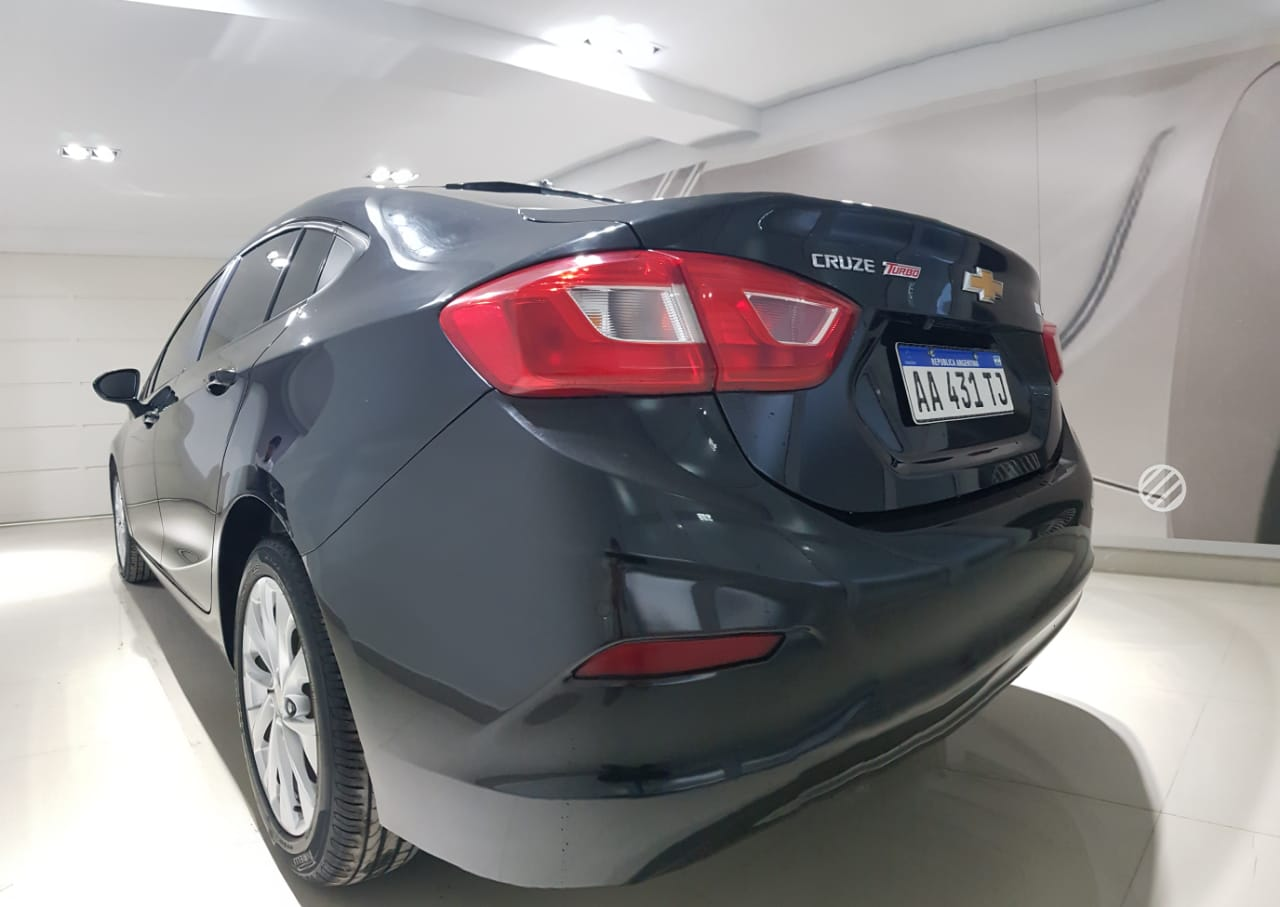 2016 CHEVROLET CRUZE TURBO LT 1,4L