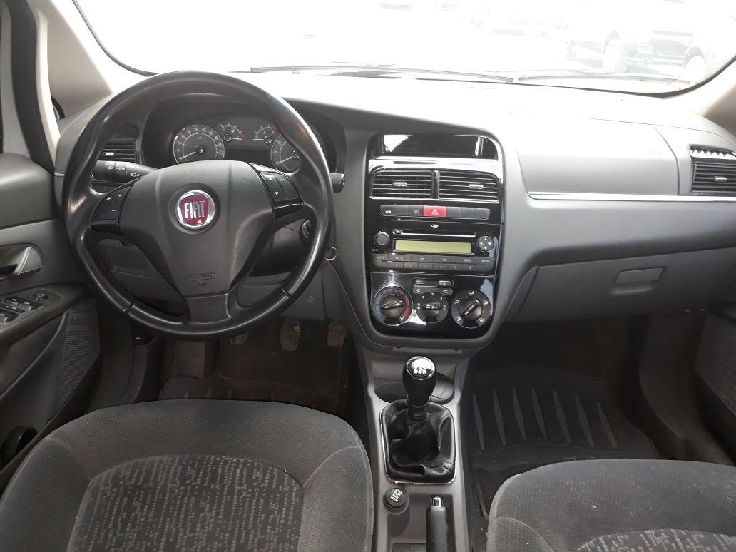2011 FIAT LINEA 16V 1,9L