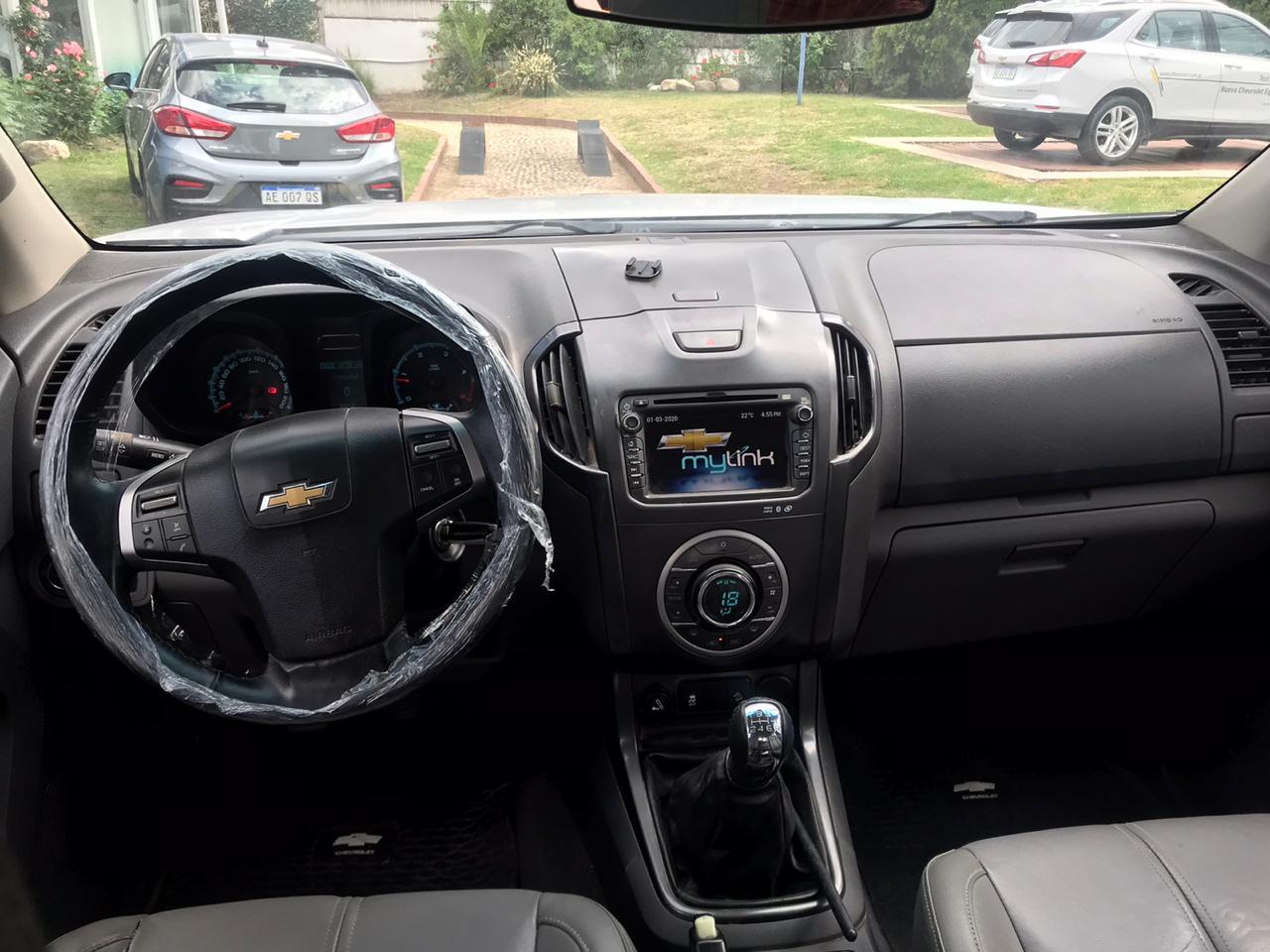 2014 CHEVROLET S10 LTZ 1,8L