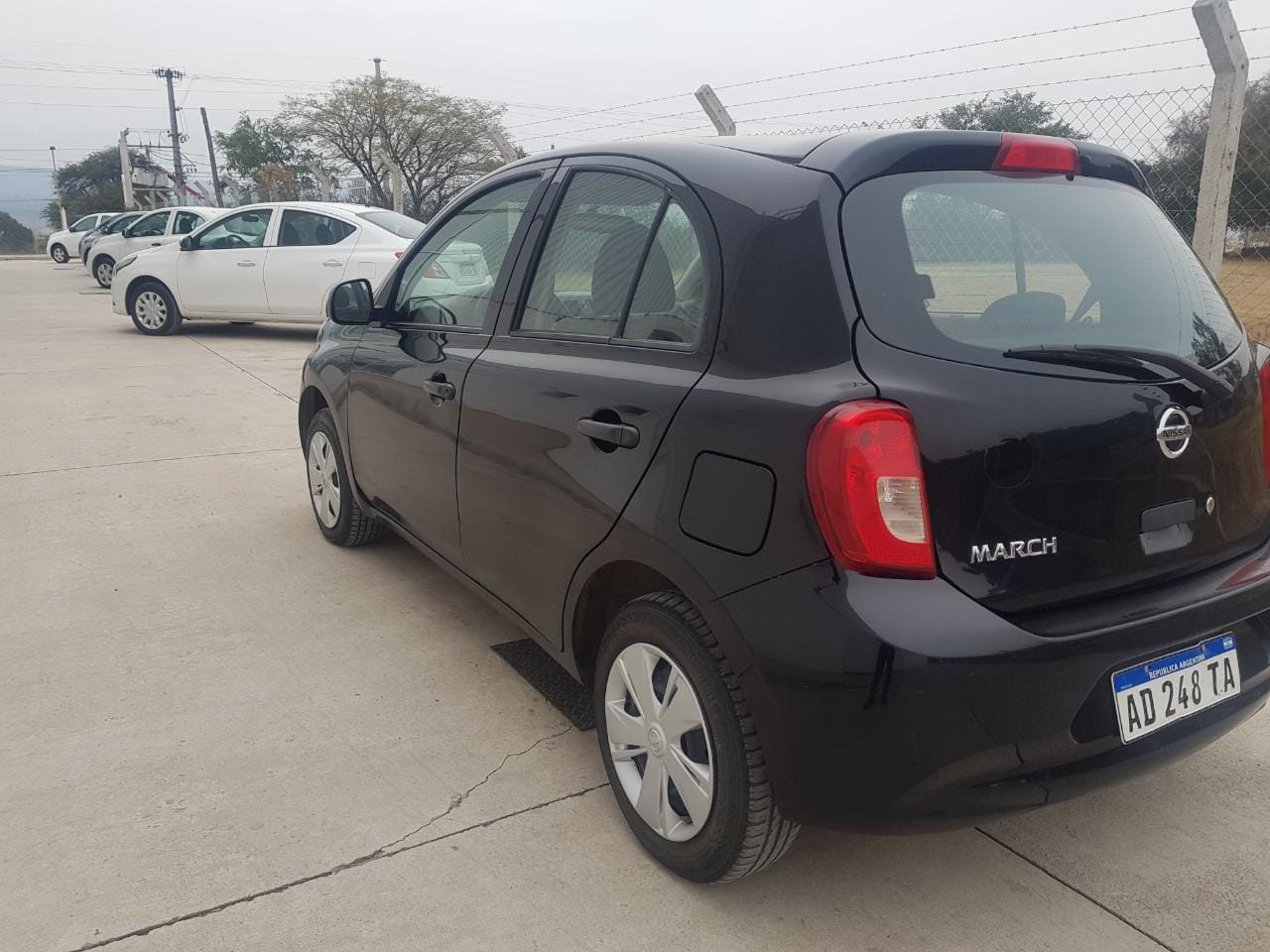 2018 NISSAN MARCH ACTIVE 1,6L