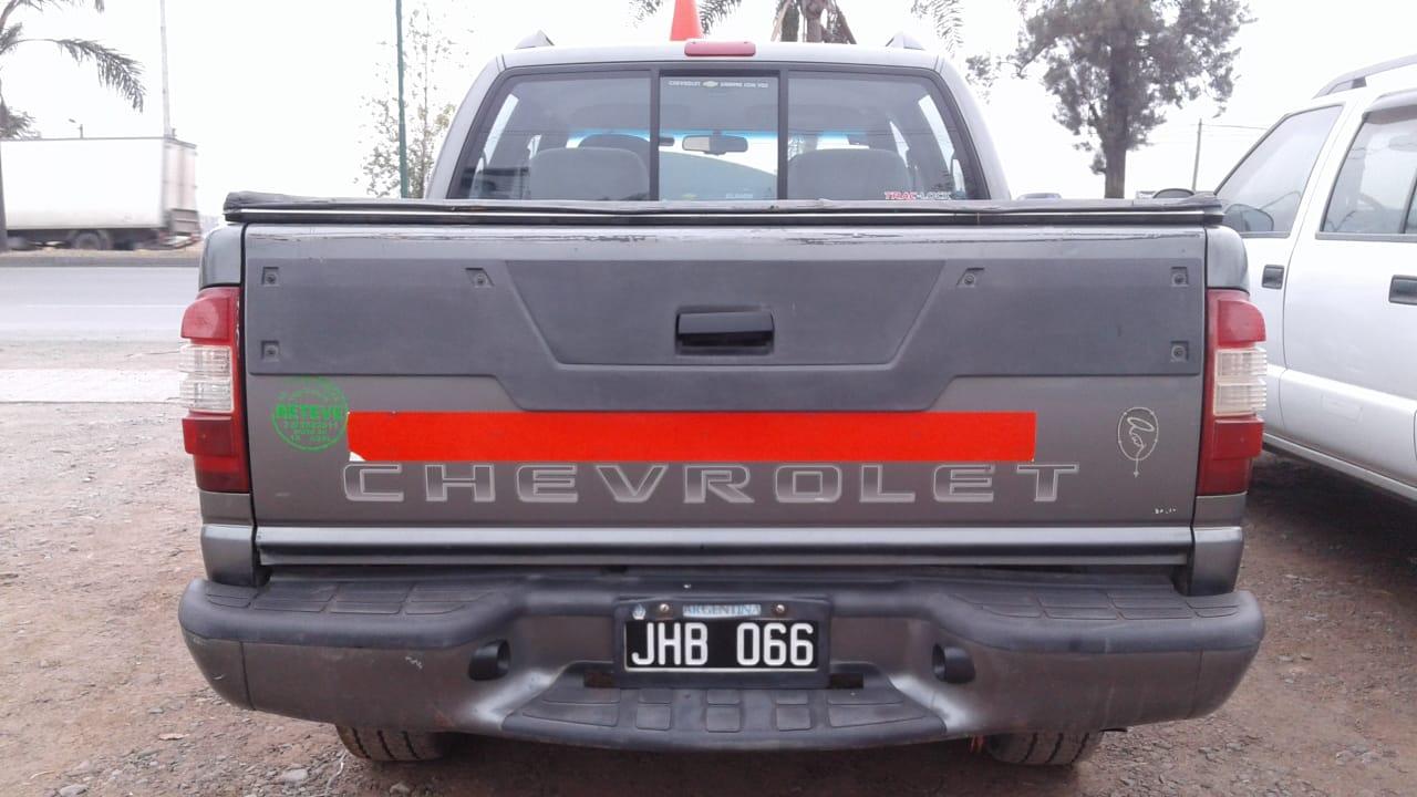 2010 CHEVROLET S10 CD TDI DLX ELEC 2,8L