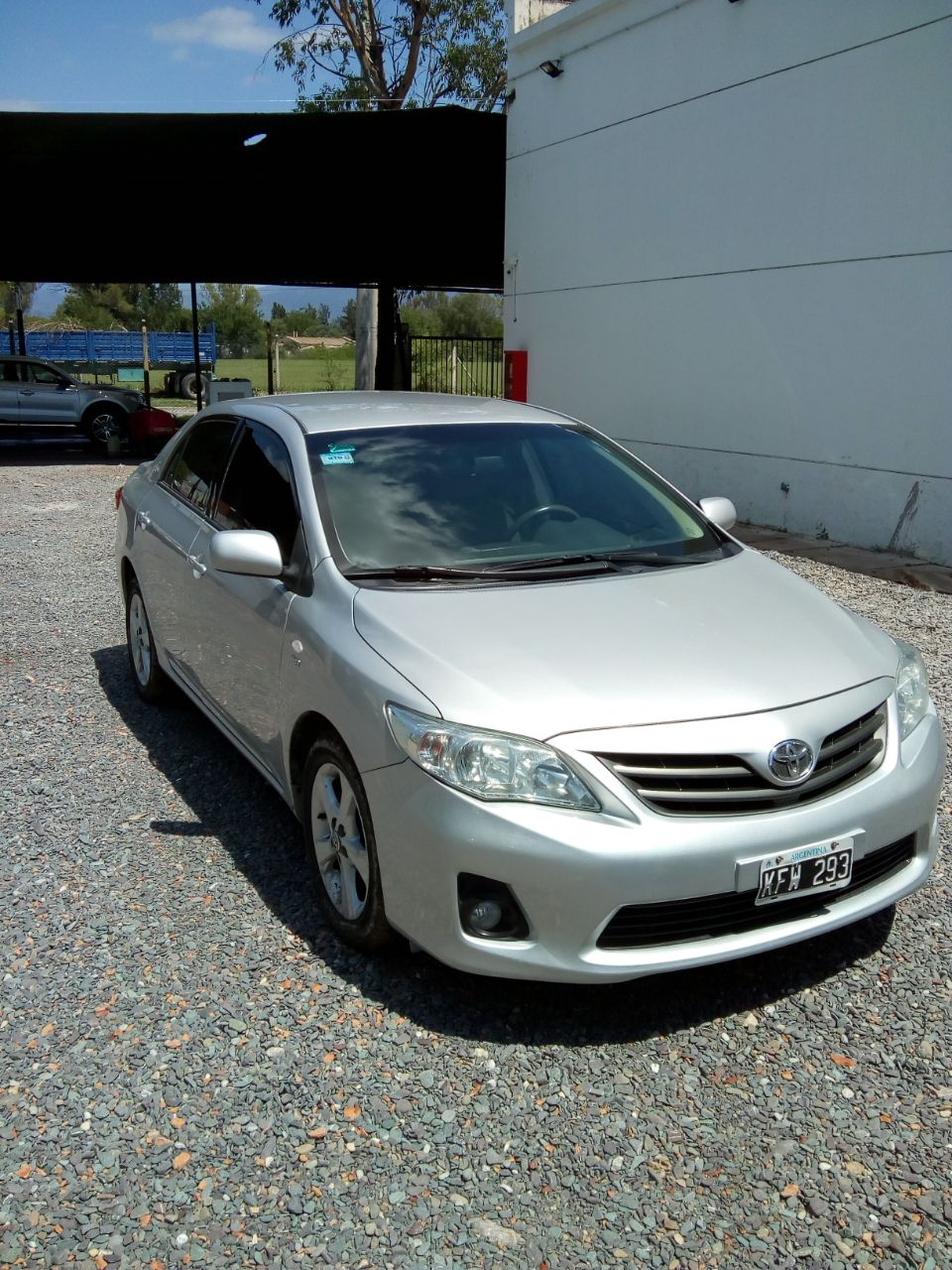2011 TOYOTA COROLLA XEI 1.8 AT 4P 1,8L