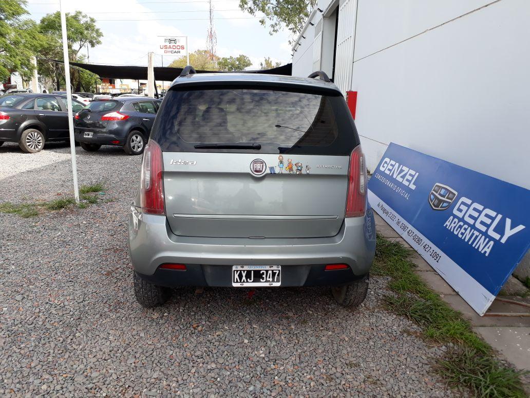 2012 FIAT IDEA ATTRACTIVE 1.4 8V 1,4L
