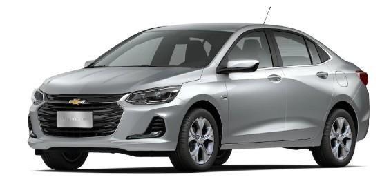 Chevrolet ONIX PLUS PREMIER 1.0 2019