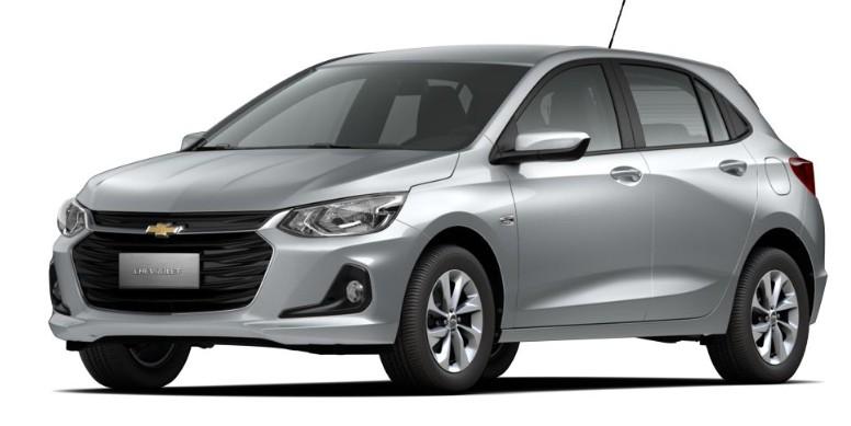 Chevrolet ONIX LTZ 1.0 2020