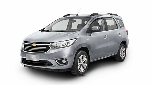 Chevrolet SPIN PREMIER 1.8 2019