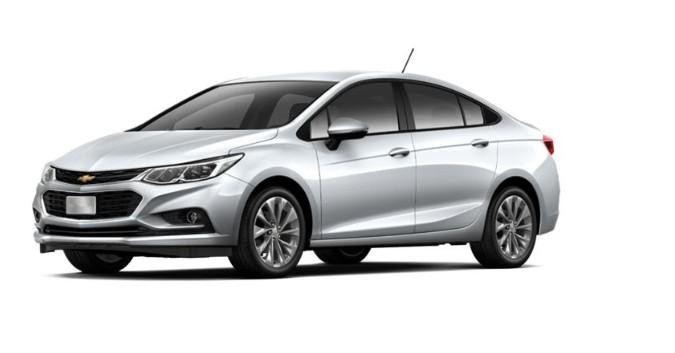 Chevrolet CRUZE LT 1.4 2019