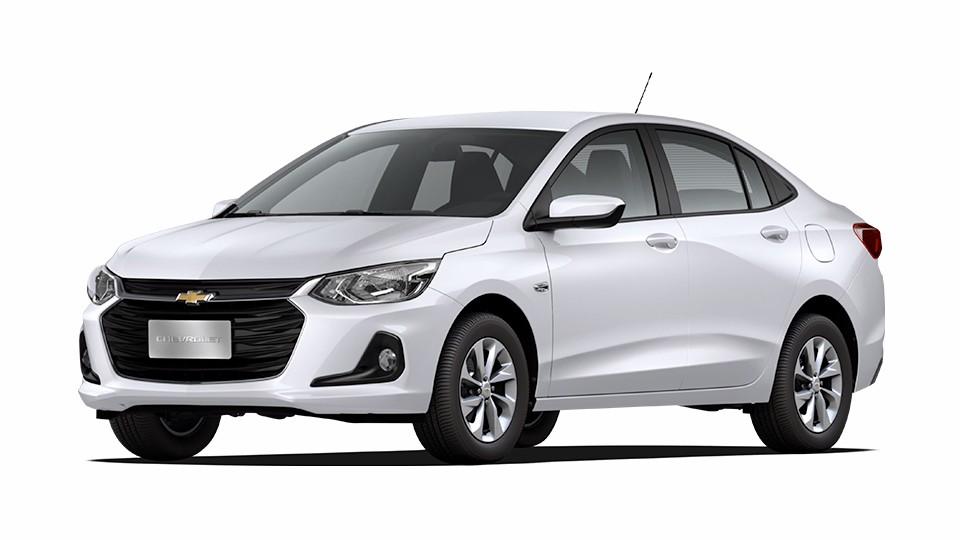 Chevrolet ONIX PLUS LT 1.0 2020