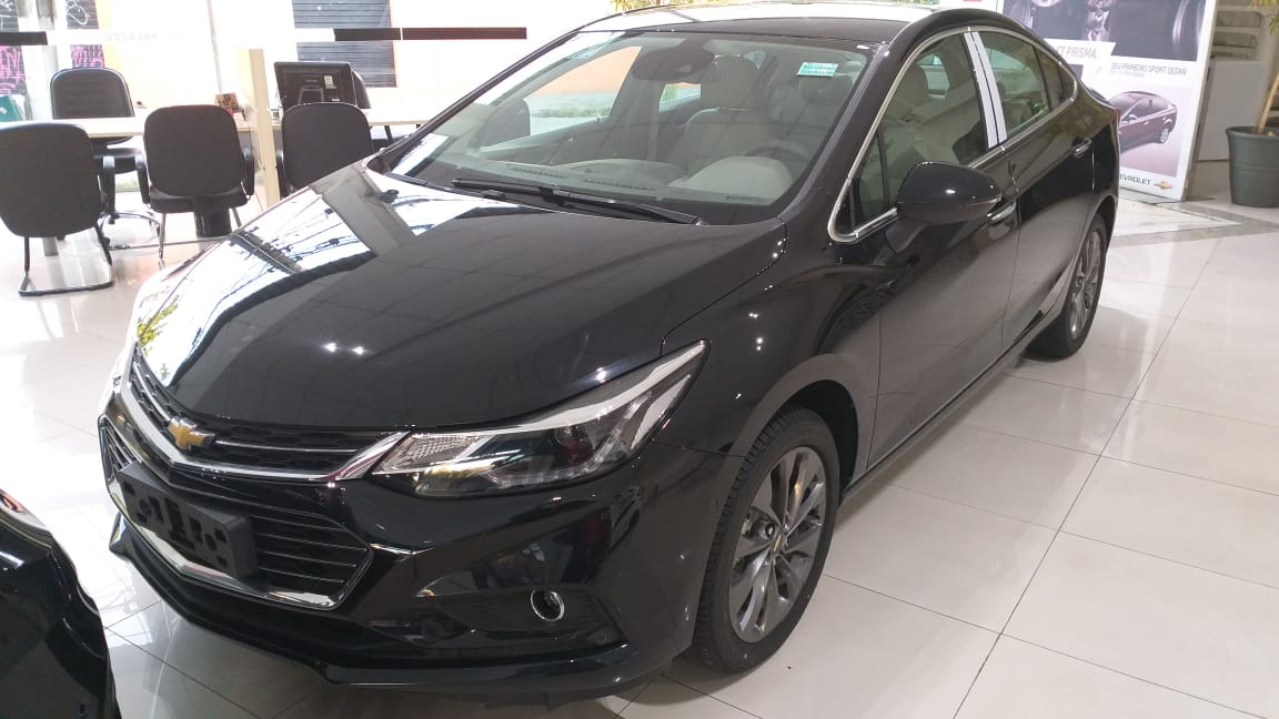 Chevrolet Cruze Sedan LTZ II 1.4 Turbo 2019
