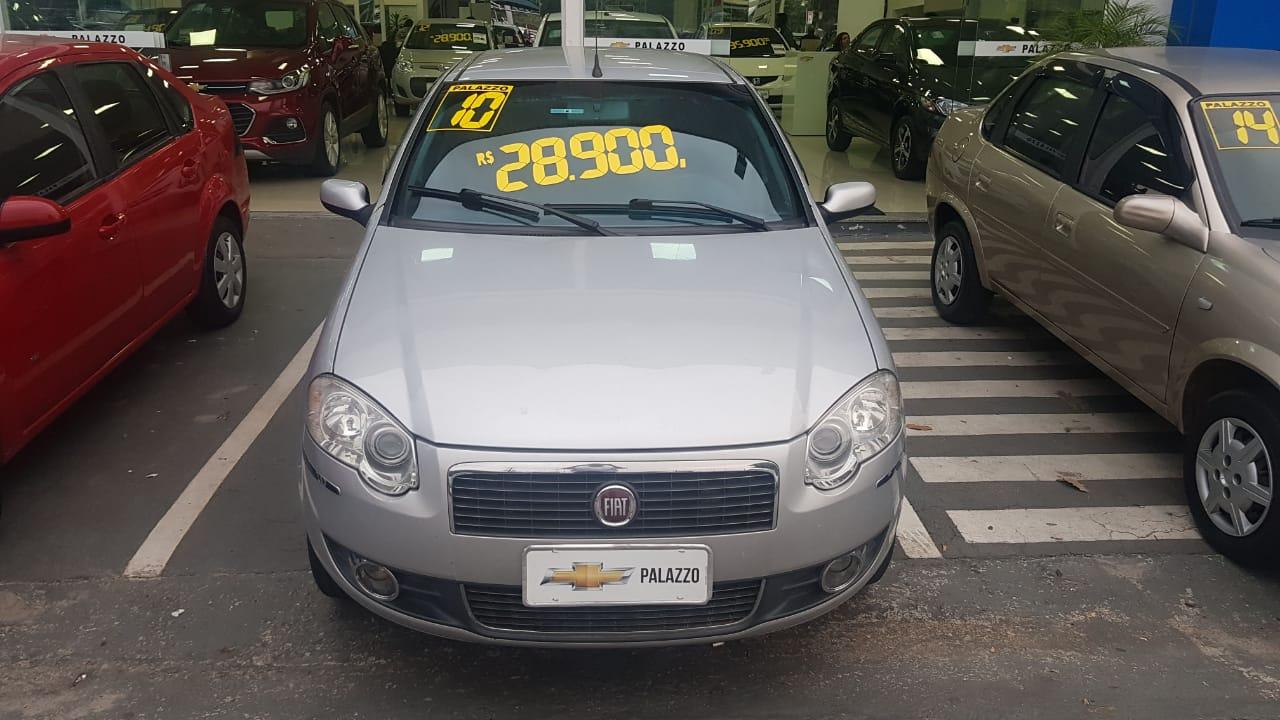 FIAT Siena HLX DUALLOGIC 1.8 2010