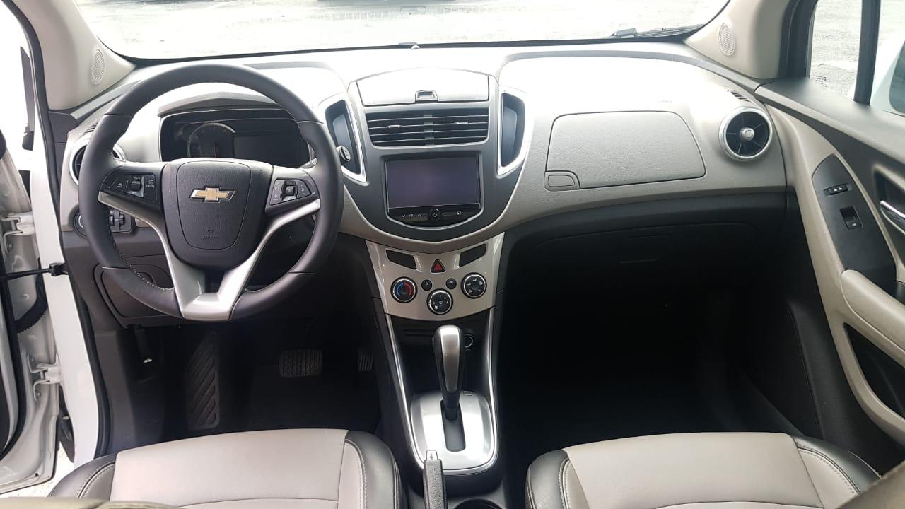 Chevrolet Tracker LTZ 1.8 2016