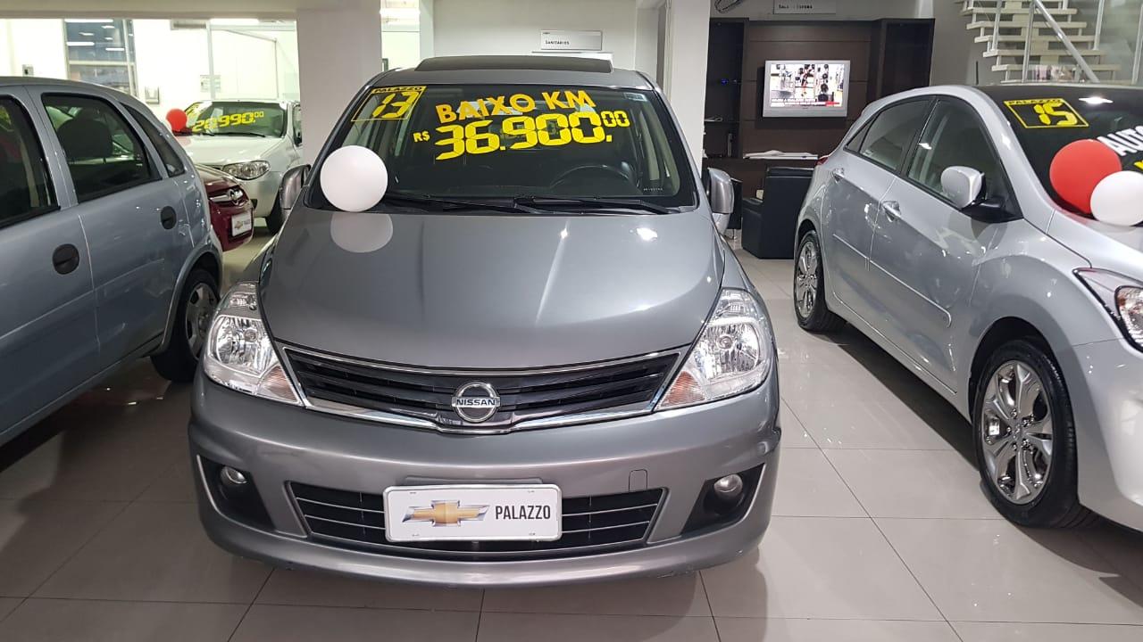 Nissan Tidda SL 1.8 2013