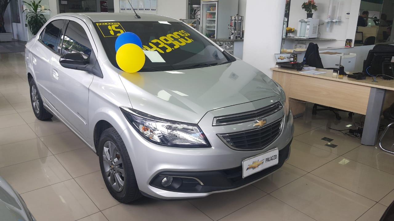 Chevrolet Prisma ADV 1.6 2015