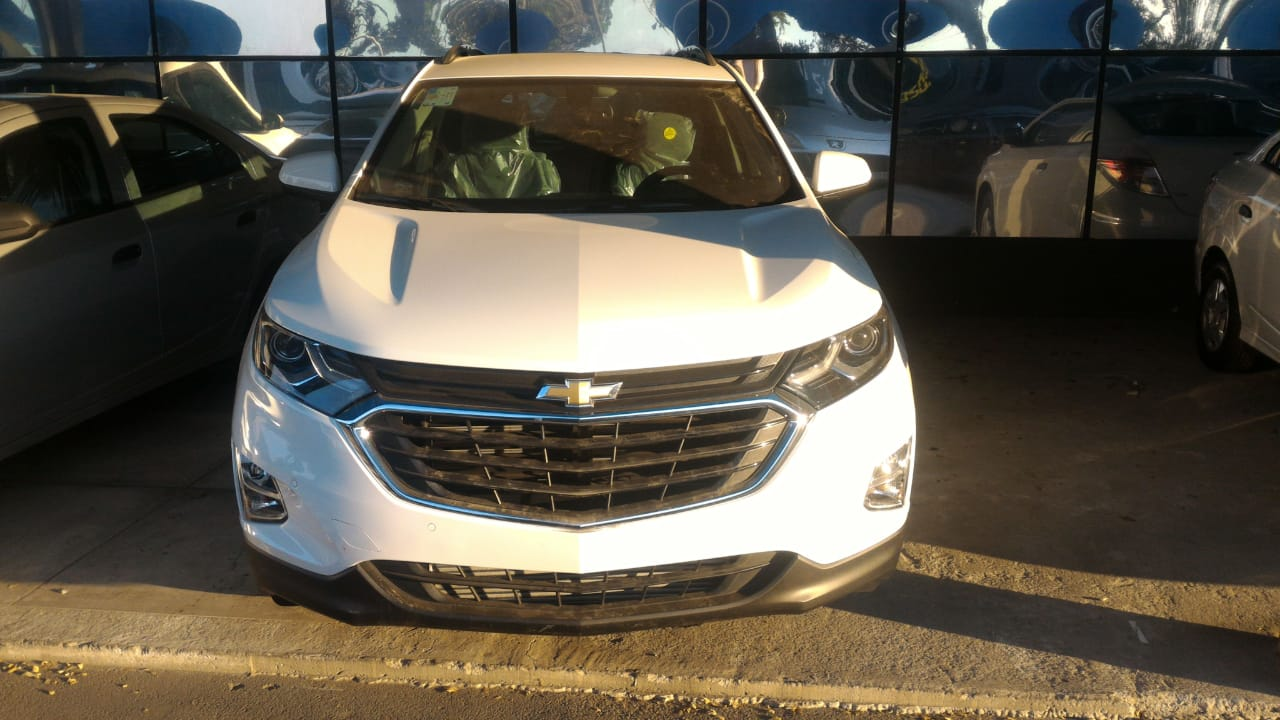 Chevrolet Equinox LT 2.0 Turbo 2018